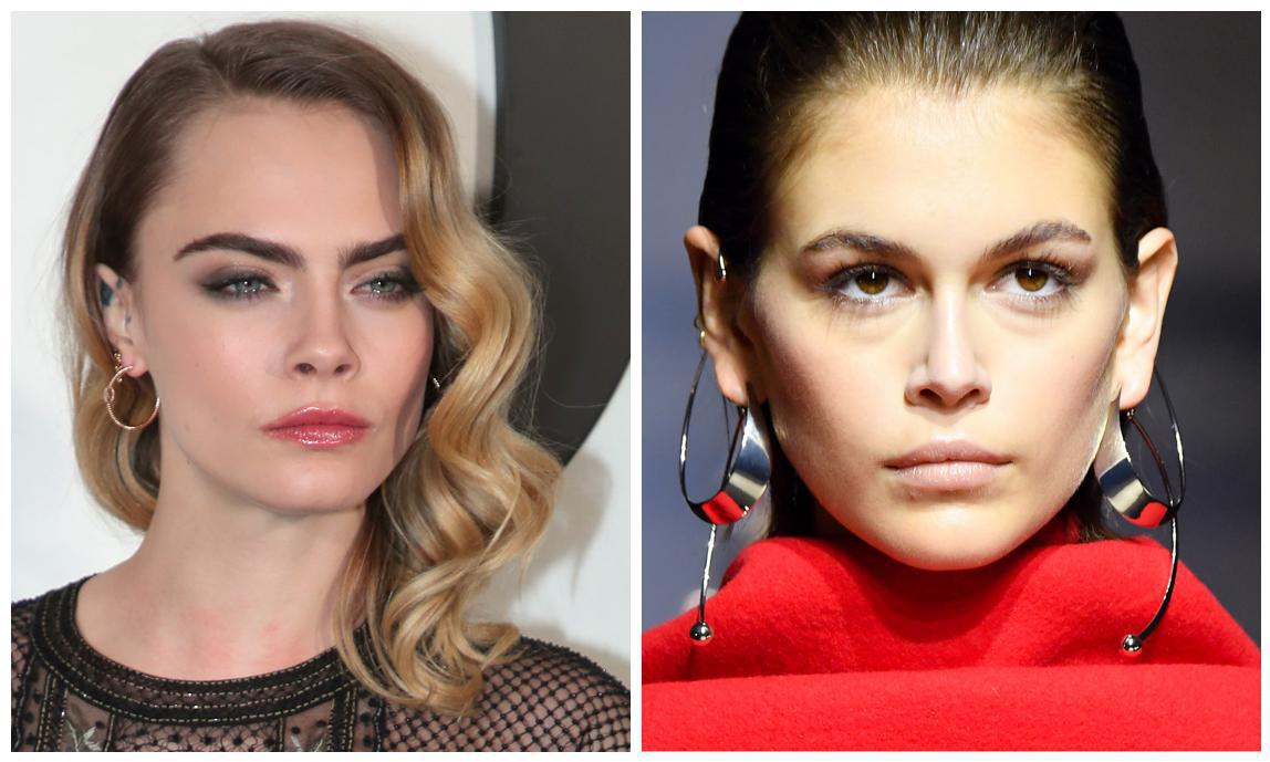 Kaia Geber shuts down Cara Delevinge dating rumors and shows the world who the real 'solemate' are