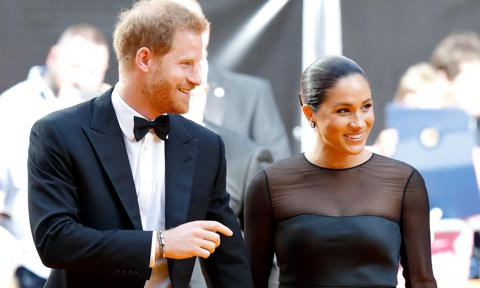 Are Meghan Markle and Prince Harry planning to break into Hollywood with new project