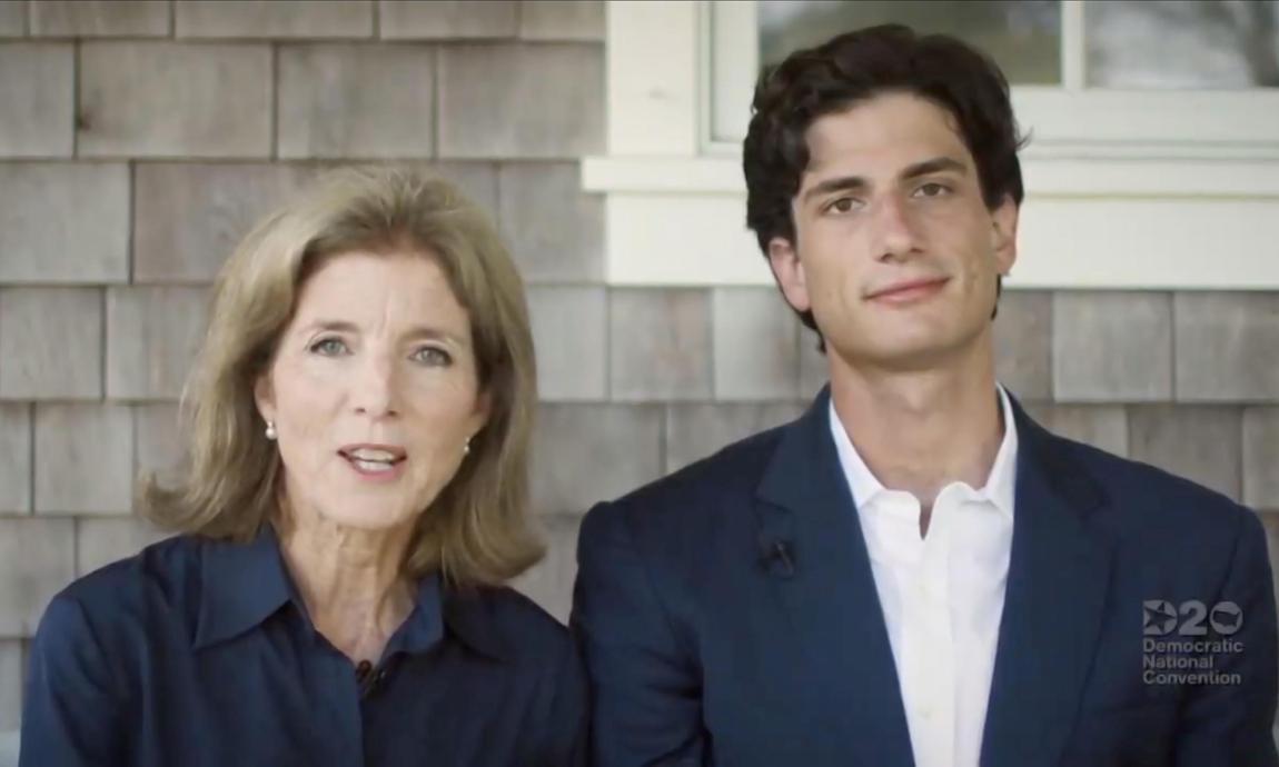 John F. Kennedy's grandson Jack Schlossberg has the ...
