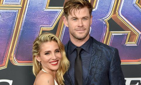 Elsa Pataky says she and Chris Hemsworth are not a perfect couple