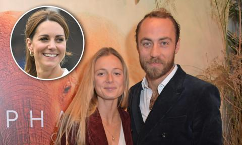 Kate Middleton's future sister-in-law shows off her date night style