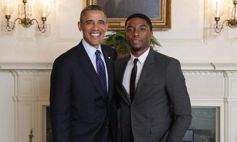Barack Obama's tribute to Chadwick Boseman will break your heart