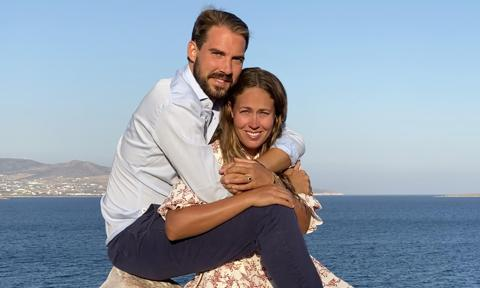 Greek royals announce Prince Philippos is engaged