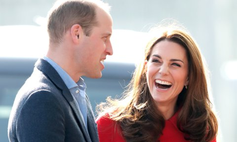 Kate Middleton likes to tease Prince William about his hair