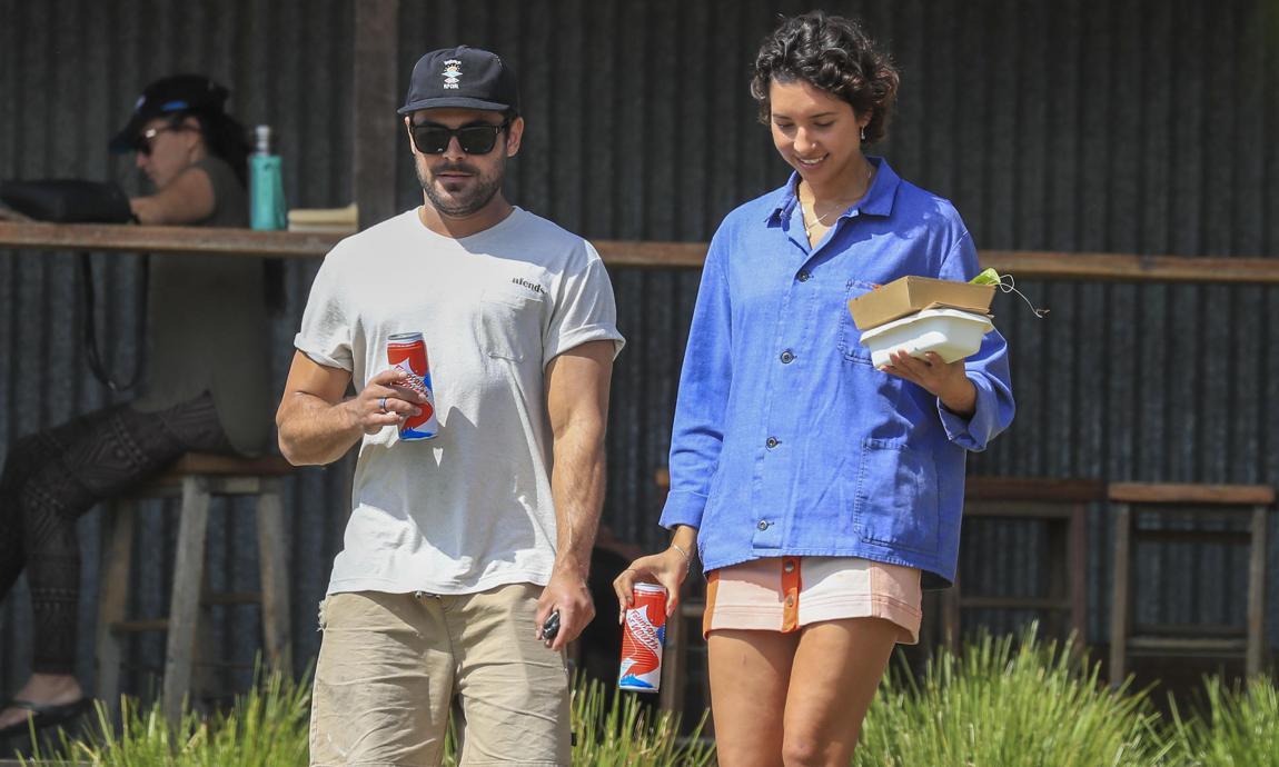 Zac Efron confirms relationship with Vanessa Valladares