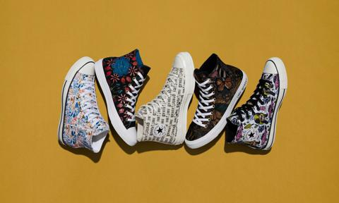 "Converse Celebrates the Diversity, Duality and Vibrancy of LatinX Heritage with new ""Mi Gente"" capsule"