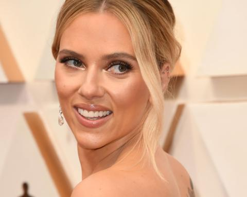 Scarlett Johansson Latest News And Pictures Hola Usa
