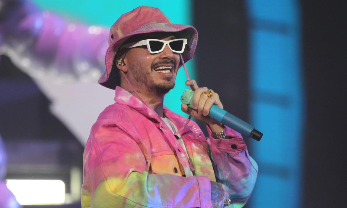Reasons why J Balvin is one of the '100 Most Influential People of 2020'