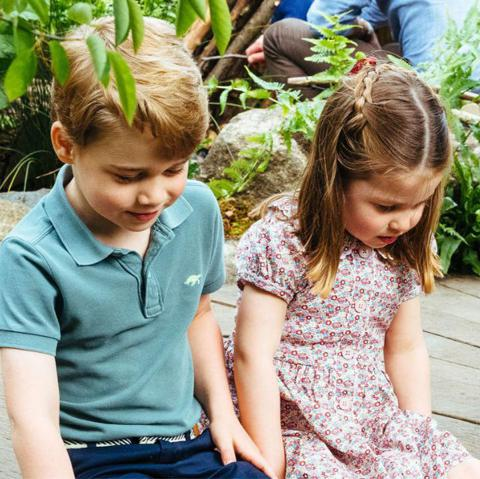 Proof Kate Middleton's daughter Charlotte is the Princess of Braids - Photo 1