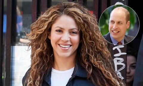 Shakira is teaming up with Prince William for an important cause