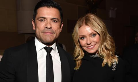 Kelly Ripa and Mark Consuelos' fountain of youth revealed