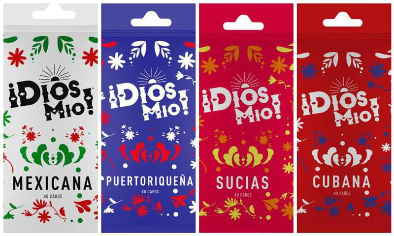 ¡Dios Mio!™ - Mexicana Expansion Pack
