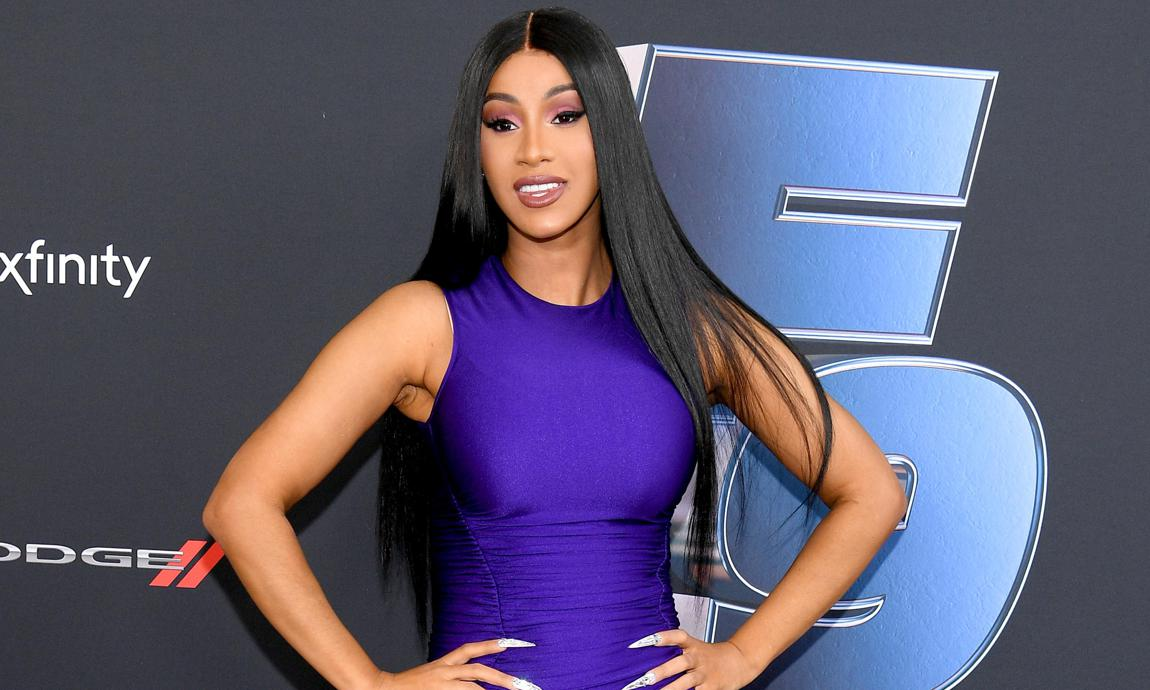 Cardi B, queen of sass, responds to accidentally leaking