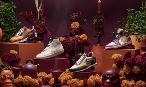 Nike Unveils 2020 Day of the Dead Collection