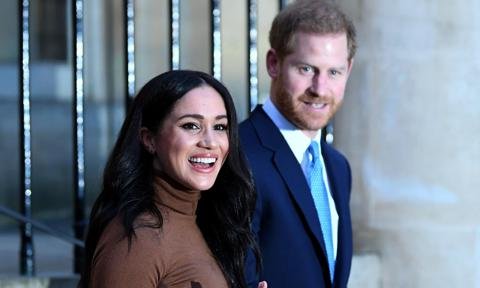 Meghan Markle and Prince Harry to host virtual event