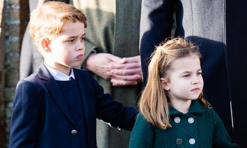 Kate Middleton recently took Prince George and Princess Charlotte to the Imperial War Museum in London