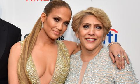Jennifer Lopez talks growing up with a young mom