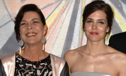 Princess Caroline and Charlotte Casiraghi talk Grace Kelly, feminism and modern Princess clichés