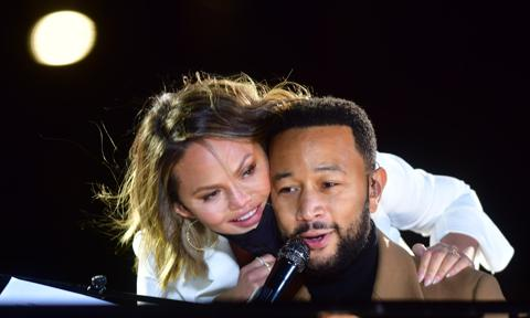 John Legend Says Rappers Supporting Trump Are In 'The Sunken Place'