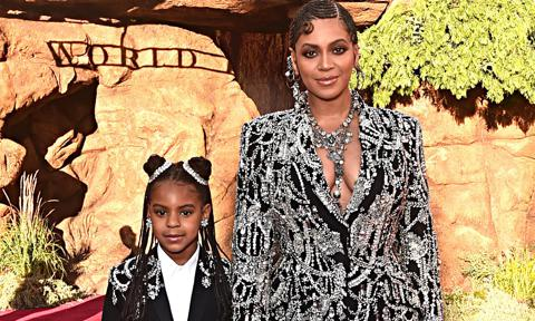 Beyonce & Jay-Z's Daughter Blue Ivy Carter Will Narrate 'Hair Love' Audiobook