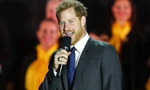 Prince Harry to appear at star-studded comedy event