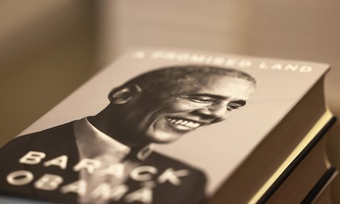 First Volume Of Barack Obama's Presidential Memoirs Released