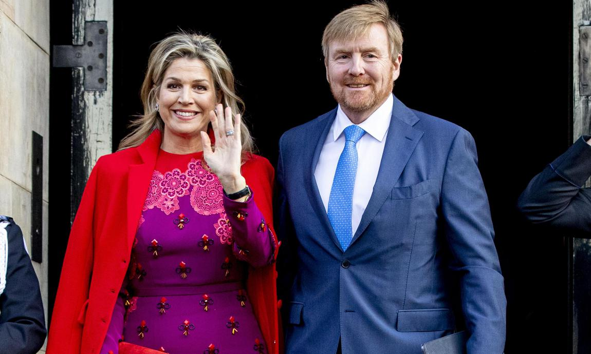Queen Maxima and King Willem-Alexander cancel traditional Christmas trip: Report