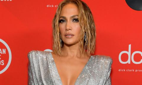 Jennifer Lopez poses nude for the cover of her new single