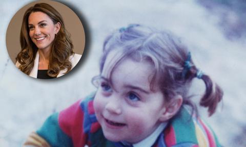 Kate Middleton reveals her favorite childhood memory