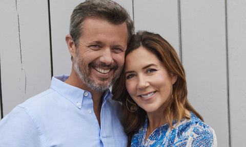 Crown Princess Mary and family's COVID-19 test results revealed