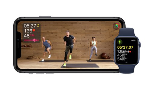 Apple Fitness+ HOLA! Review