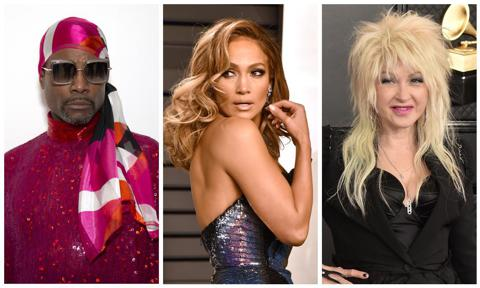 "The act's lineup for ""Dick Clark's New Year's Rockin' Eve"" 2021."