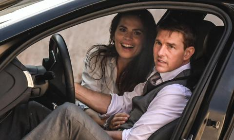 Film Crew Members Quit After Tom Cruise Outburst