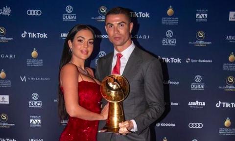 Cristiano Ronaldo es elegido como el mejor jugador del siglo XXI