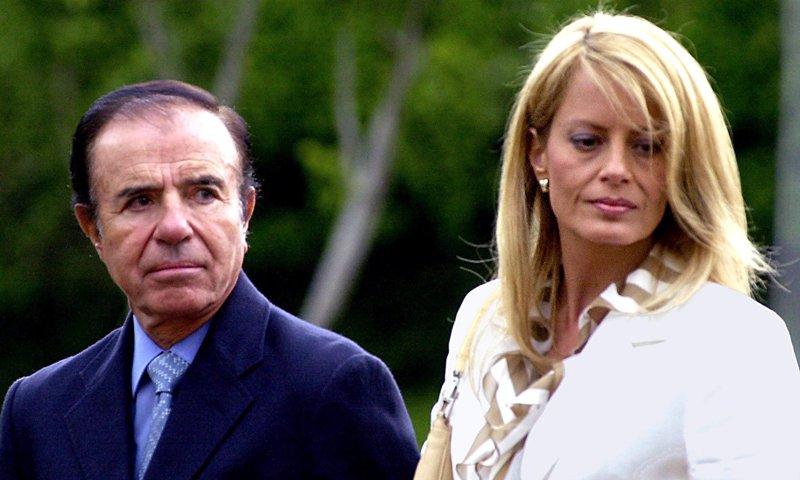 Cecilia Polluco y Carlos Monem
