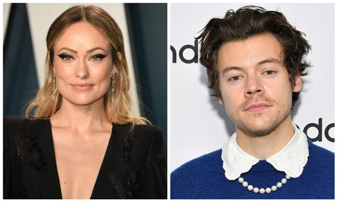 It looks like Harry Styles and Olivia Wilde are an item