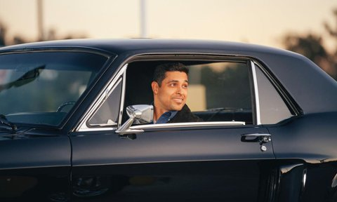 Wilmer Valderrama purchased the station wagon from 'That '70s Show'