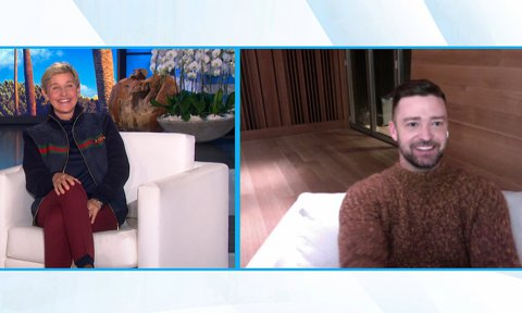 Justin Timberlake Reveals Name Of His & Jessica Biel's Baby Boy