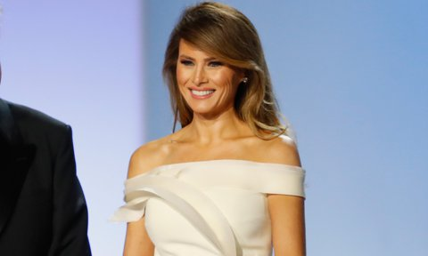 Melania Trump reflects on role as first lady
