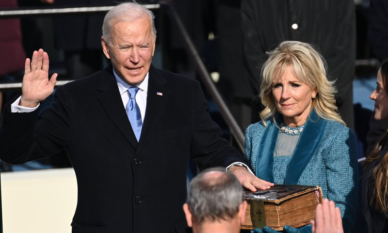 Joe Biden was sworn in as the 46th President of the United States on January 20