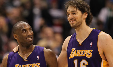 Pau Gasol pens tribute for 'hermano' Kobe Bryant on anniversary of his death