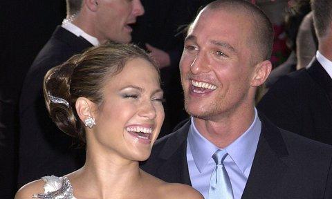 Jennifer Lopez and Matthew McConaughey celebrate 20th anniversary of 'The Wedding Planner'