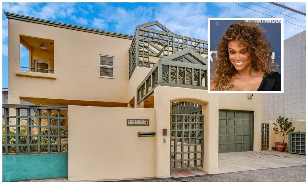 Check out Tyra Bank's new $4.7 million beachfront mansion