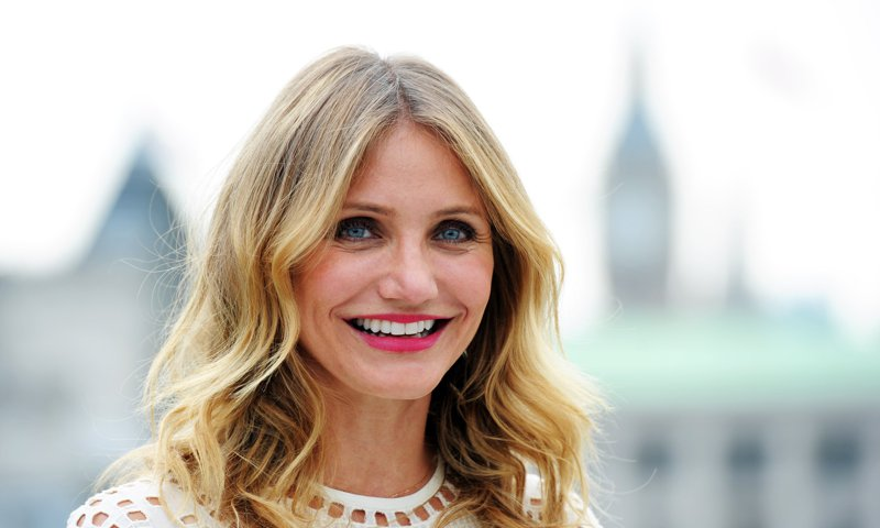 Cameron Diaz is happy being a mom and exploring other ventures - HOLA! USA