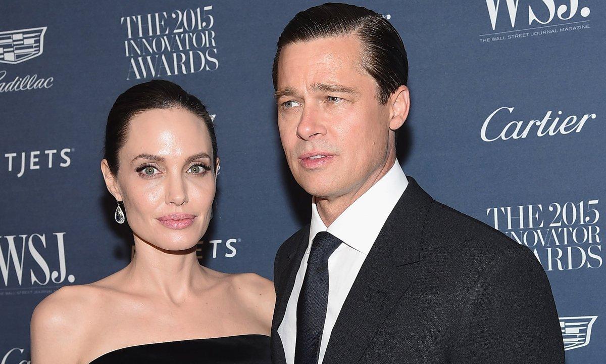 Angelina Jolie Sells Winston Churchill Painting She Purchased With Brad Pitt