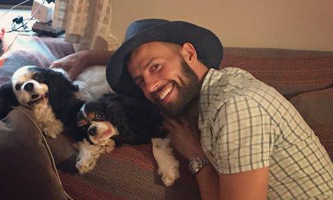 Ryan Fisher, cuidador perros Lady Gaga