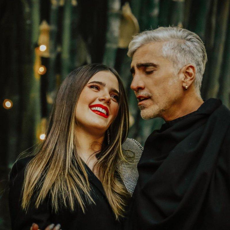 Alejandro y Camila Fernández