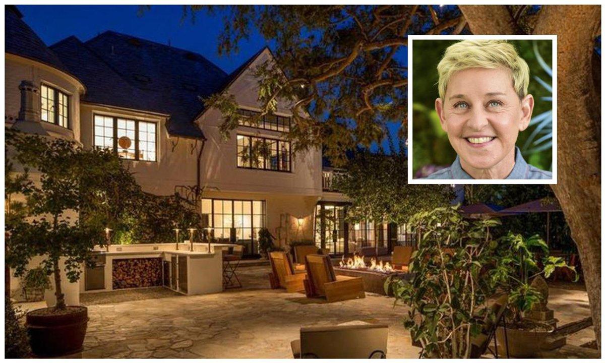 Ellen DeGeneres is flipping her Beverly Hills mansion - Look inside the $53.5 million estate