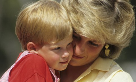 How Prince Harry honored his late mom Princess Diana on Mother's Day