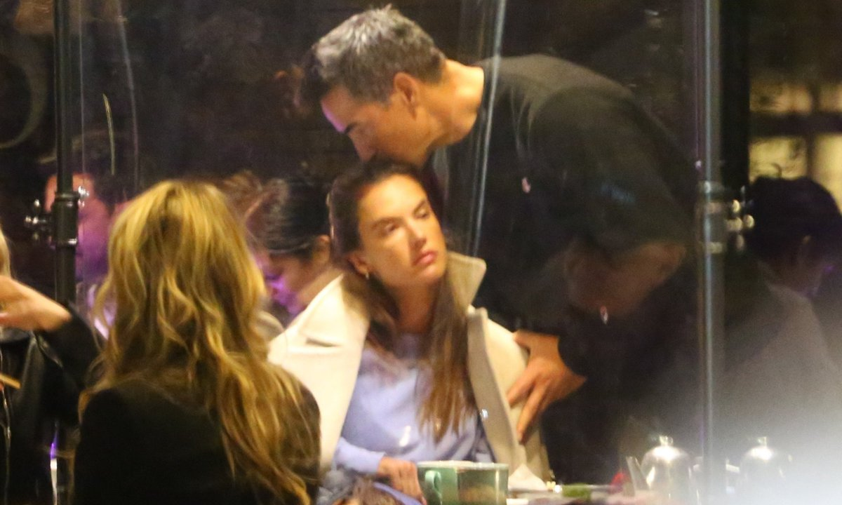 Alessandra Ambrosio confirms romance with Richard Lee with dinner date PDA